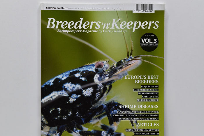 Breeders and Keepers Vol. 3