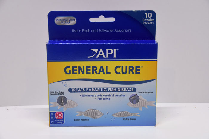 API General Cure - Parasitic Treatment