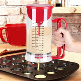 """Easy Batter"" Cordless Batter Blender & Dispenser"