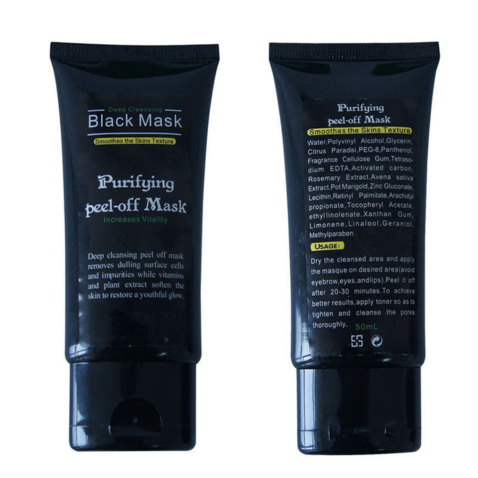 Deep Cleansing Charcoal Peel Off Mask