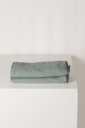 pillow slip set · sage