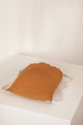 fitted cot sheet · gold