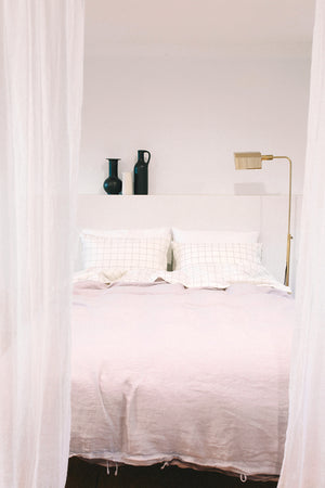 duvet set · heather & lavender · queen|king