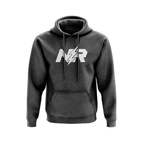 NerveRushh Original Cotton Grey Hoodie