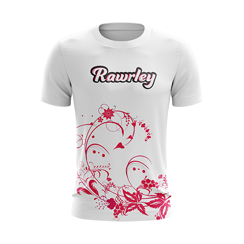 Rawrley Full Logo [wht] T-Shirt
