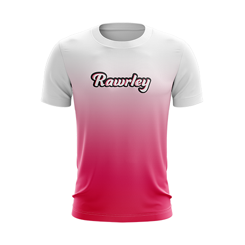 Rawrley Pink Fade [wht] T-Shirt