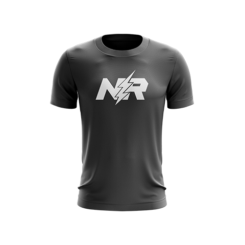 NerveRushh Original Grey T-Shirt