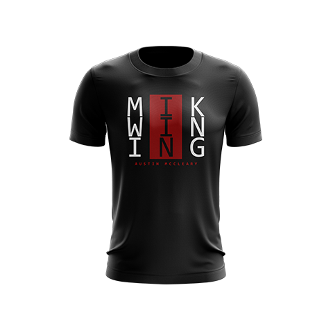 Mikwining 2.0 Black T-Shirt