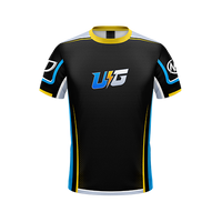 UG Legendary Short Sleeve Jersey