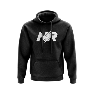 NerveRushh Original Cotton Black Hoodie