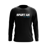 Spartan the Dog Long Sleeve Shirt