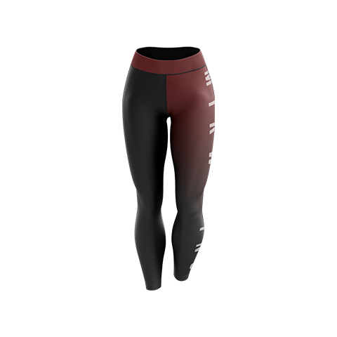 Mikwen Side Wrap Leggings