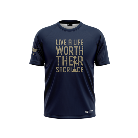 Worth Their Sacrifice T-Shirt