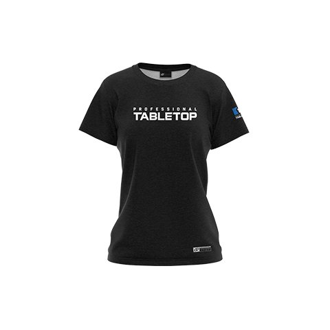 Professional Table Top Female T-Shirt