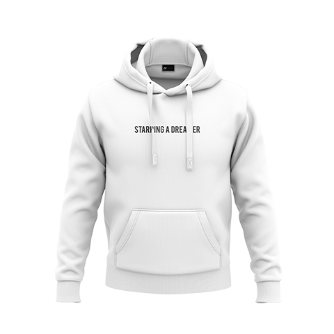 Starring A Dreamer Pullover Hoodie