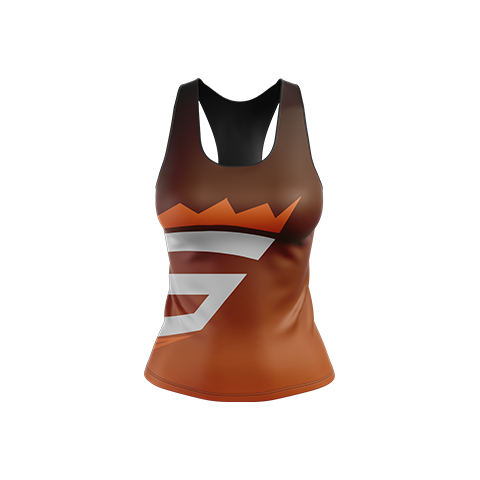 CS Wrap Racerback Tank Top