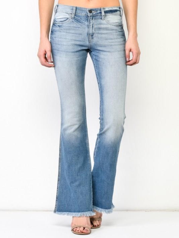 A Flare For The Dramatic Jeans