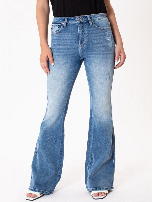 Everyday Bell-Bottom Jeans