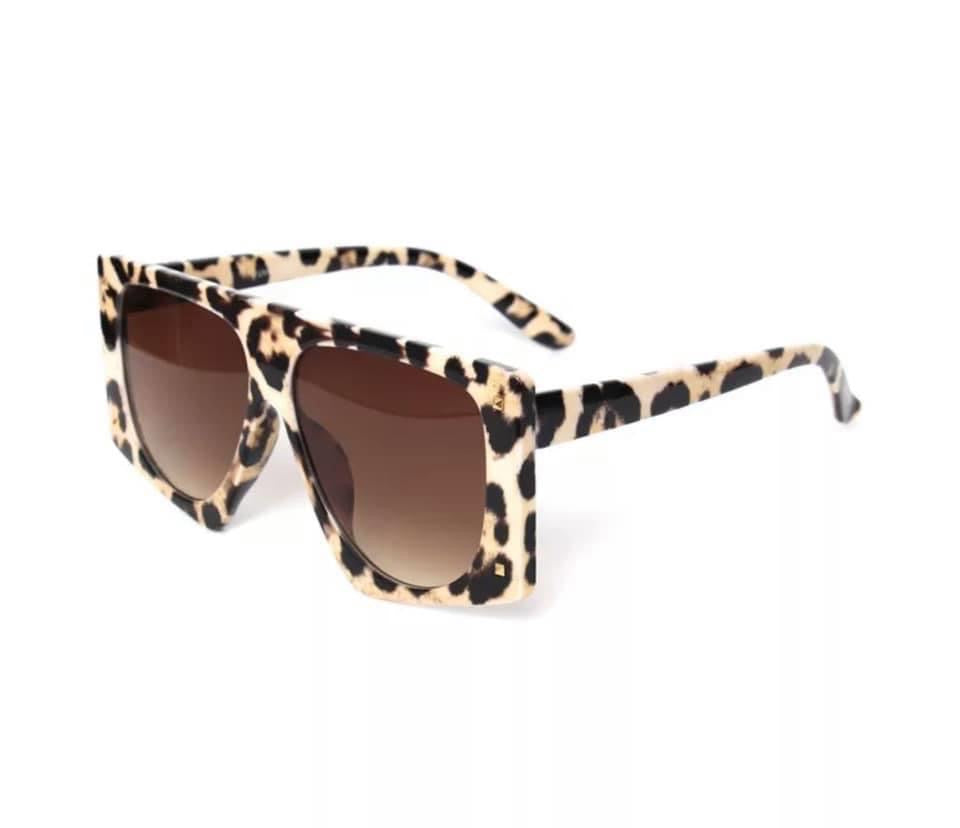 Summertime Sunnies- Leopard