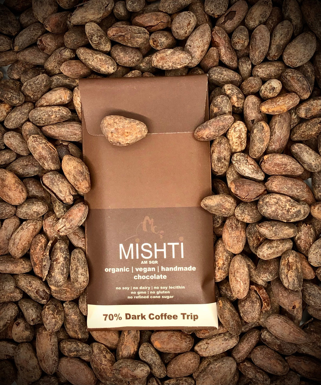 Coffee trip - 70% dark chocolate with coffee