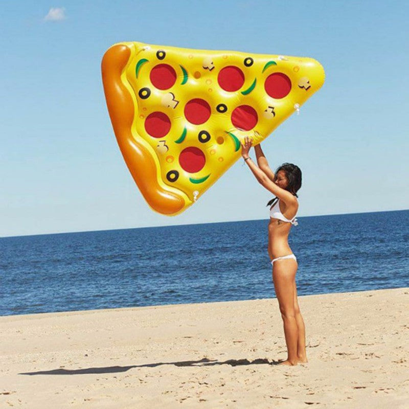 Summer Party Pizza Slice Float 180*130cm