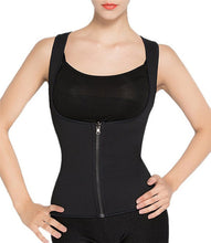 LAILA WEIGHT LOSS SHAPER VEST WITH HEAT BURN TECH