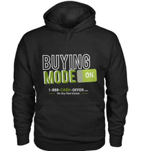 Buying Mode On 1.0 Hooded Sweatshirt