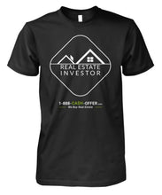 Real Estate Investor Short-Sleeve