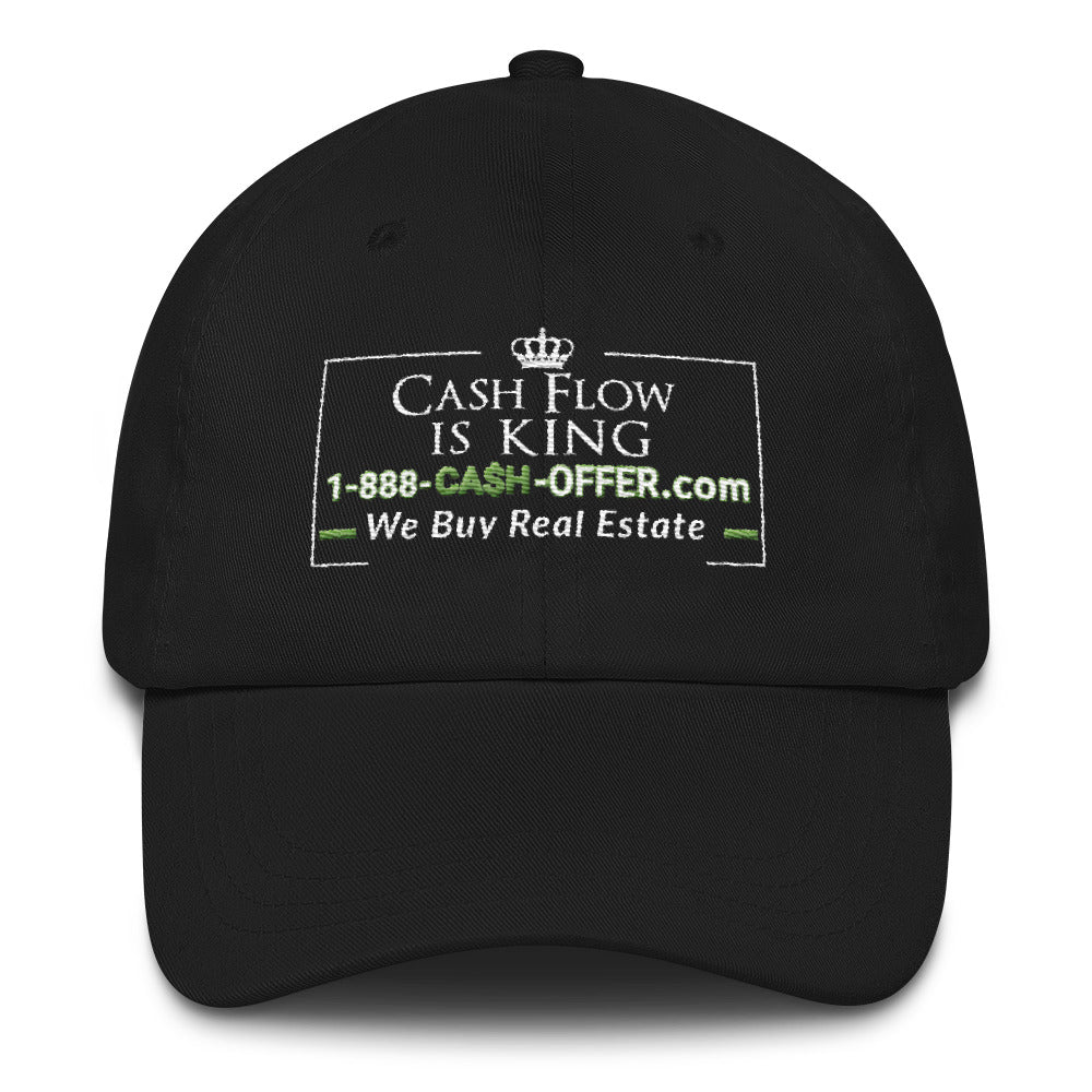 Cash Flow is King Cap