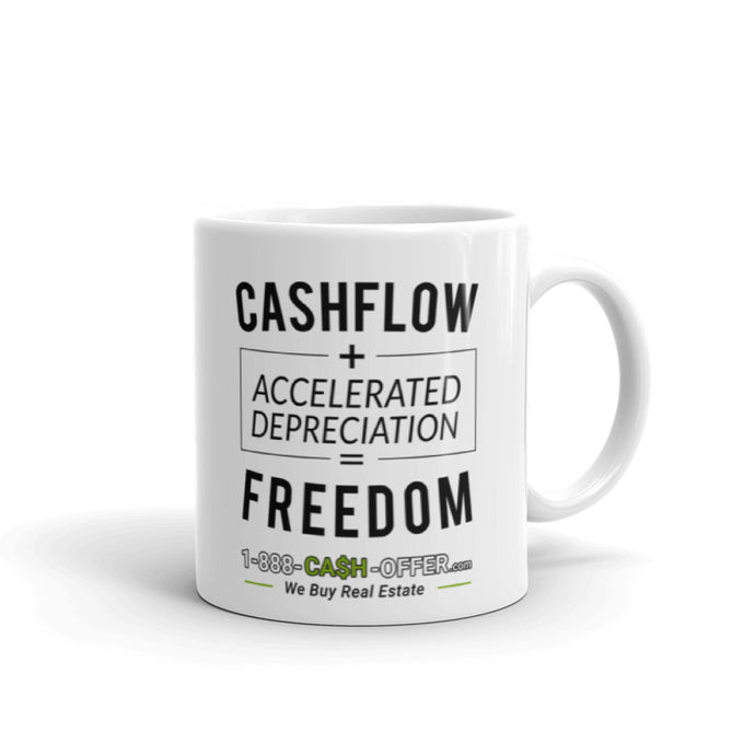 CashFlow + Accelerated Depreciation Mug