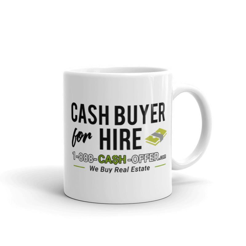 Cash Buyer for Hire Mug