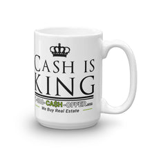 Cash is King Mug