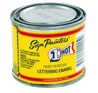 LETTERING ENAMELS QPT - 118ML - PRICES EXCLUDE GST