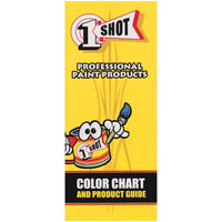 LETTERING ENAMEL COLOUR CHART - PRICES EXCLUDE GST