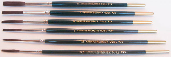 HANNUKAINE QUILL SET - PRICES EXCLUDE GST