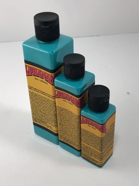 ALPHANAMEL LIGHT TEAL - PRICES EXCLUDE GST