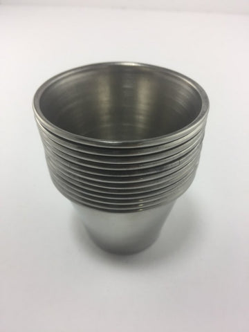 ALPHA 6 PAINT AND SOLVENT CUPS