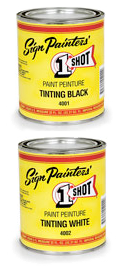 TINTING BLACK - 4001 - PRICES EXCLUDE GST