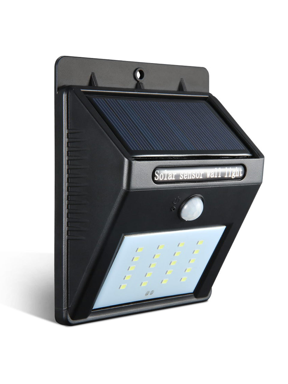 20 LED Solar Powered Motion Sensor Lights - Solar Statues