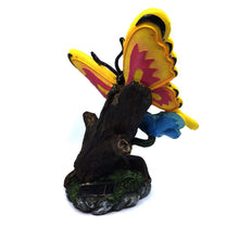Butterfly with Solar Wings - Solar Statues