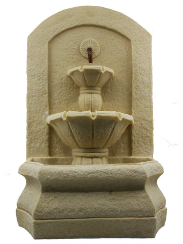 Traditional Arch Solar Water Fountain - Solar Statues