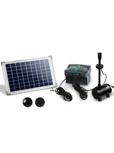 800L/H Submersible Fountain Pump Kit with Solar Panel - Solar Statues