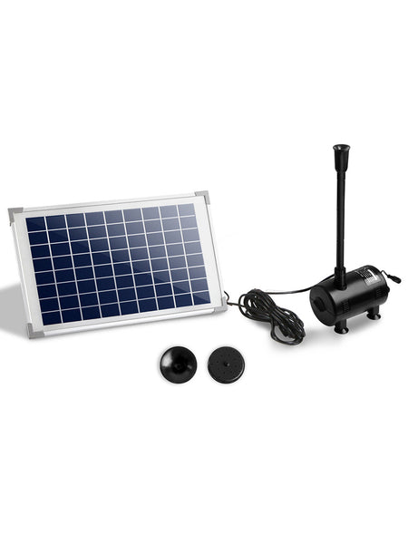 650L/H Submersible Fountain Pump with Solar Panel - Solar Statues