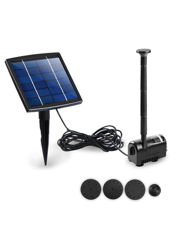 200L/H Submersible Fountain Pump - Solar Statues