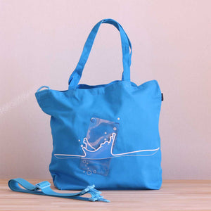 splash BAG +plus(ターコイズ)