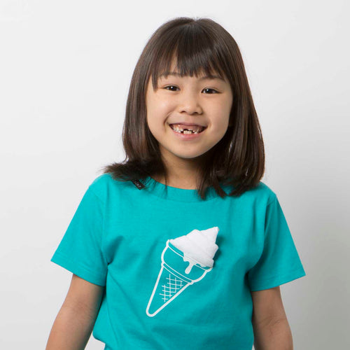 KIDS icecream Tシャツ