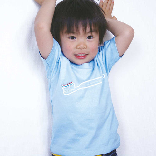 KIDS toothbrush Tシャツ
