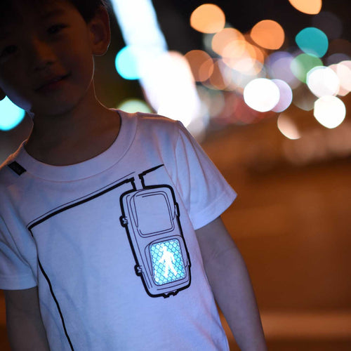 KIDS traffic light Tシャツ