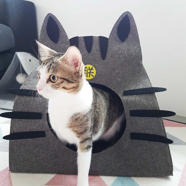 The Emperor Foldable Cat House