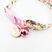 Floral Summer Love Cat Collar